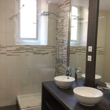 Salle de bain Avant – Après à Pau